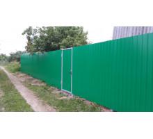 Забор из профнастила «ЭКОНОМ»