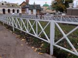 Ограды металлические Стандарт