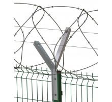 Столбы штанги и барьеры безопасности