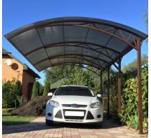 Консольные навесы для автомобиля