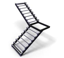 П образная или Г образная лестница