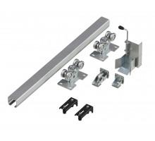 DoorHan Комплект для сборки откатных (сдвижных) ворот до 1200 кг 138х144х6 L=8000 мм.