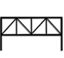 Ограда ОС-2 : Стоимость: 750 руб./м.пог.