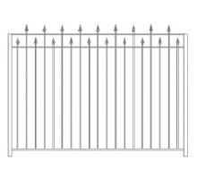 Забор Базовый №3 - 1 240 р/м2.