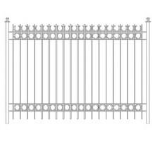 Забор Базовый №7 - 2 100 р/м2.