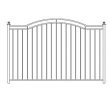Забор Базовый №11 - 1 500 р/м2.