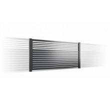 Горизонтальный забор  5900р/м2